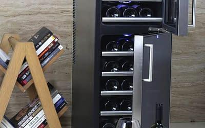 Plaatsing van een wijnklimaatkast