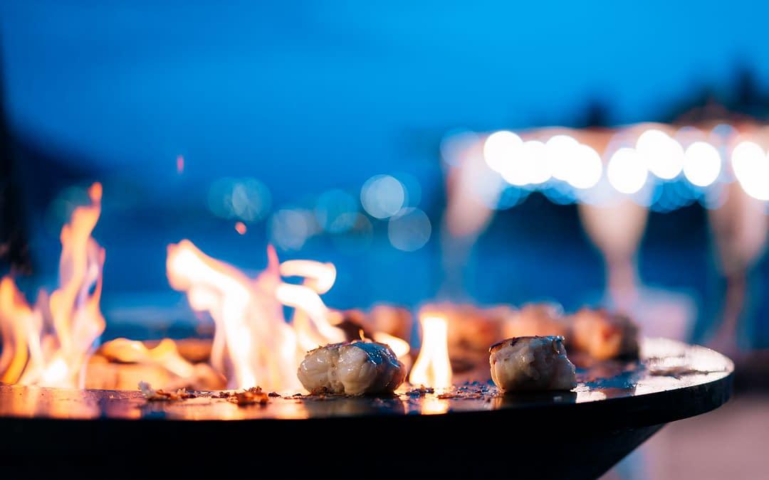 Wat is een vuurschaal BBQ