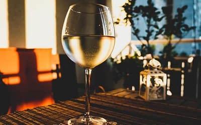 Witte wijn bewaren