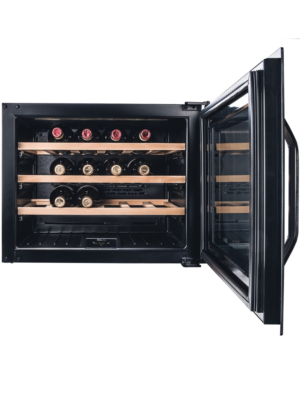 Smaak van de Wereld inbouw wijnklimaatkast 45cm - Wine Klima S24